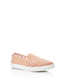 9ddd1df06d0 STEVE MADDEN - Girls  JEcntrcq Quilted Slip-On Sneakers - Little Kid