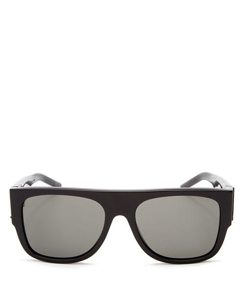 Saint Laurent - Men's M16 Square Sunglasses, 55mm