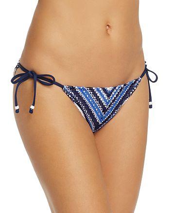 Ralph Lauren - Desert Side Tie Hipster Bikini Bottom