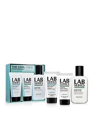 Lab Series Skincare for Men The Cool Crew Shave Essentials Gift Set ($50 value)