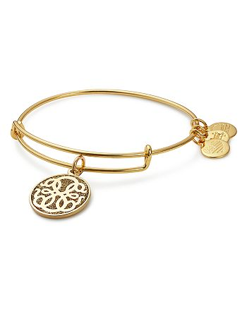 Alex and Ani - Path Life Expandable Wire Bangle