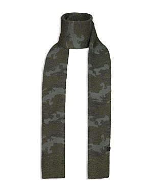 Bickley + Mitchell Camouflage Scarf