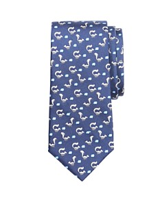 Brooks Brothers Boys' Skunk-Print Tie - Big Kid - Bloomingdale's_0