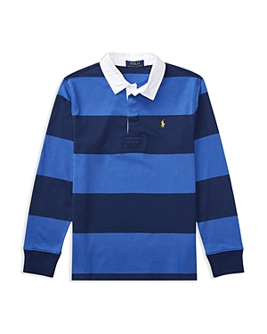 Ralph Lauren Childrenswear Boys Rugby Shirt  Big Kid