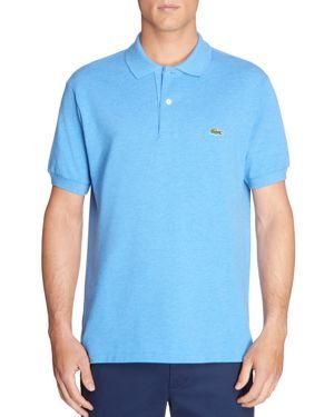 Lacoste Classic Cotton Pique Regular Fit Polo Shirt