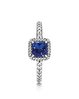 Pandora - Ring - Sterling Silver & Cubic Zirconia Timeless Elegance