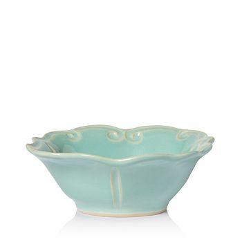 VIETRI - Incanto Stone Aqua Baroque Cereal Bowl