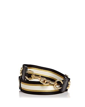 Marc Jacobs Chain Detail Webbing Handbag Strap