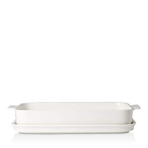 Villeroy & Boch Clever Cooking Rectangular Baking Dish with Lid, Large