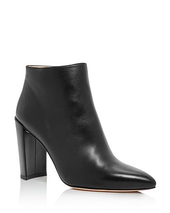 Stuart Weitzman - Women's Pure Leather Booties