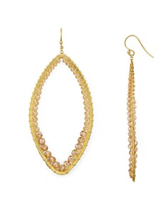Chan Luu - Marquise Earrings