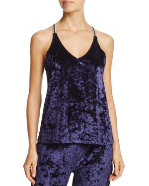 Splendid Intimates Crushed Velvet Camisole Top