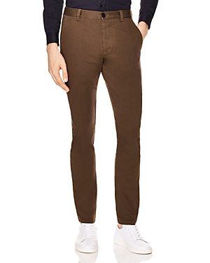 Sandro Stretch Cotton Slim Fit Chinos