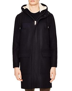 Sandro Academy Coat