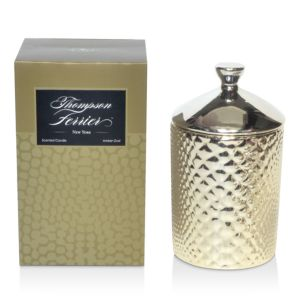 Thompson Ferrier Snake Skin Print Amber Oud Candle