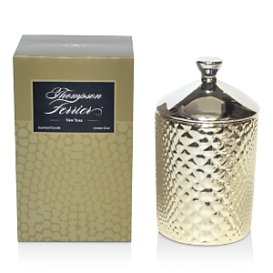 Thompson Ferrier Snake Skin Print Amber Oud Candle