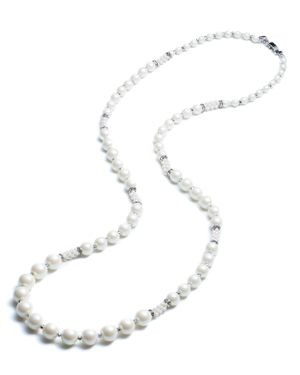 Carolee Convertible Beaded Necklace, 36
