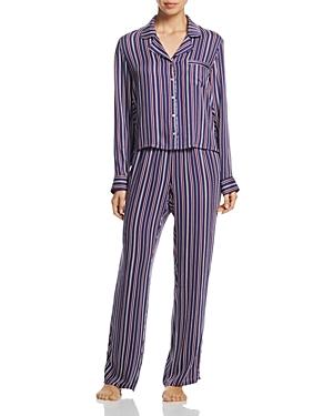 Splendid Pajamas INTIMATES STRIPED PAJAMA SET