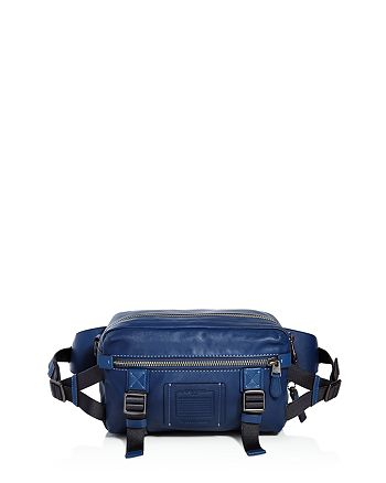 COACH - Leather Utility Pack