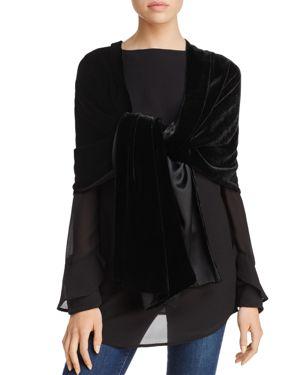 Eileen Fisher Velvet Wrap