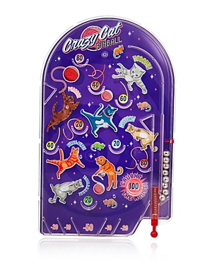 Ridley's Games Room Crazy Cat Pinball - Ages 6+