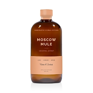 W & P Design Moscow Mule Cocktail Syrup
