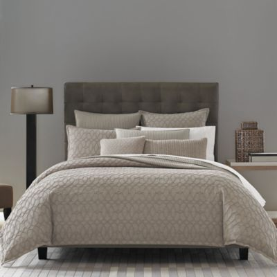 Hudson Park Interlock Standard Sham - 100% Exclusive