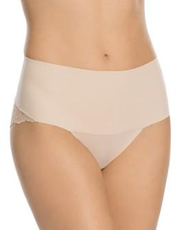 SPANX® - Undie-tectable Lace Cheeky Hi-Waist Briefs