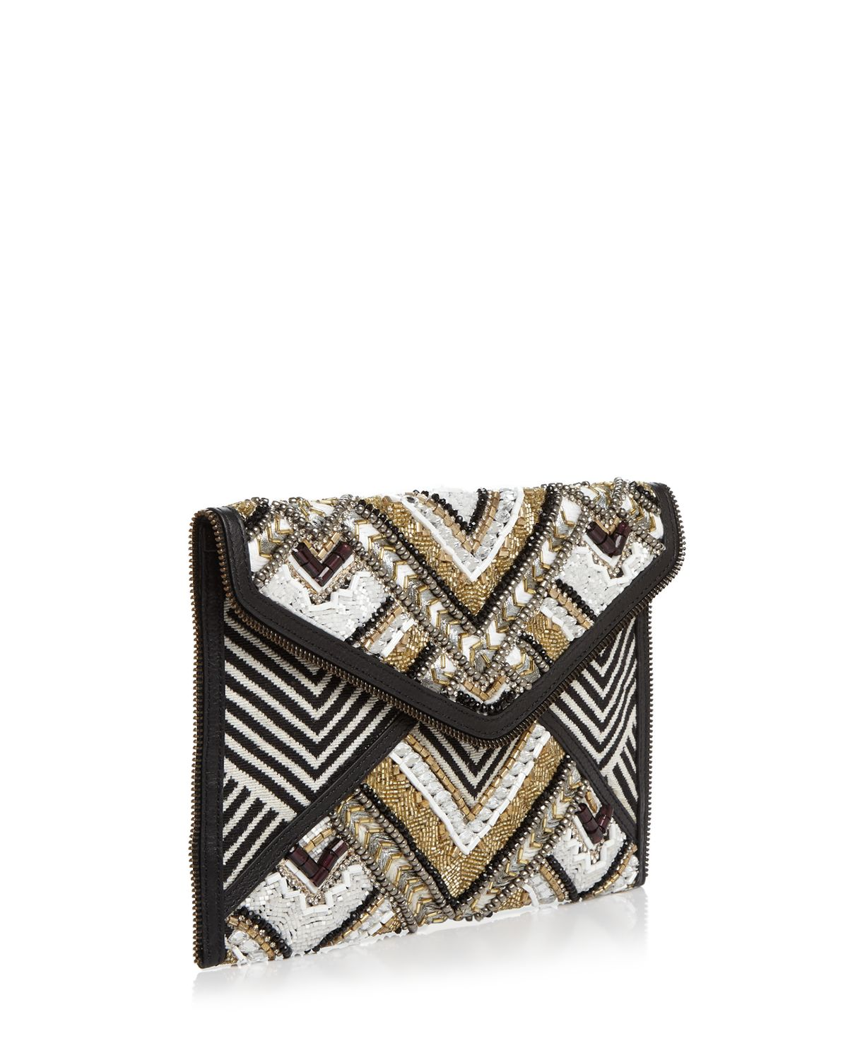 Wonder Leo Clutch by Rebecca Minkoff