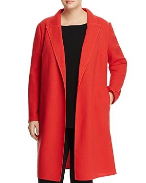 Lafayette 148 New York Plus Carmelle Wool Jacket