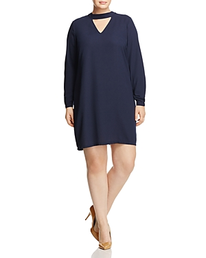Junarose Janina Long Sleeve Shift Dress