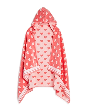 Caro Home Sweet Hearts Kids Hooded Towel  100 Exclusive