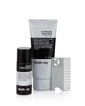 Anthony - Beard Basics Kit ($72 value)