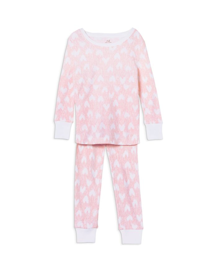 Aden and Anais Girls' Heart Pajama Set - Baby    Bloomingdale's