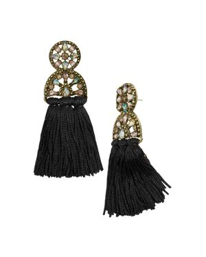 Baublebar Pisa Tassel Drop Earrings