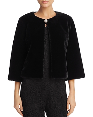 Laundry by Shelli Segal Faux-Fur Bolero at Bloomingdale's