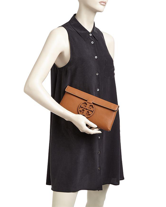 20649e54694 Tory Burch - Miller Leather Clutch