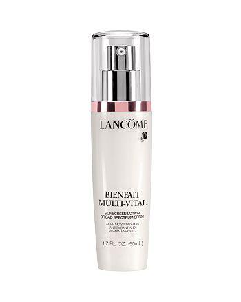 Lancôme - Bienfait Multi-Vital Daily Moisturizing Sunscreen Lotion SPF 30 1.7 oz.