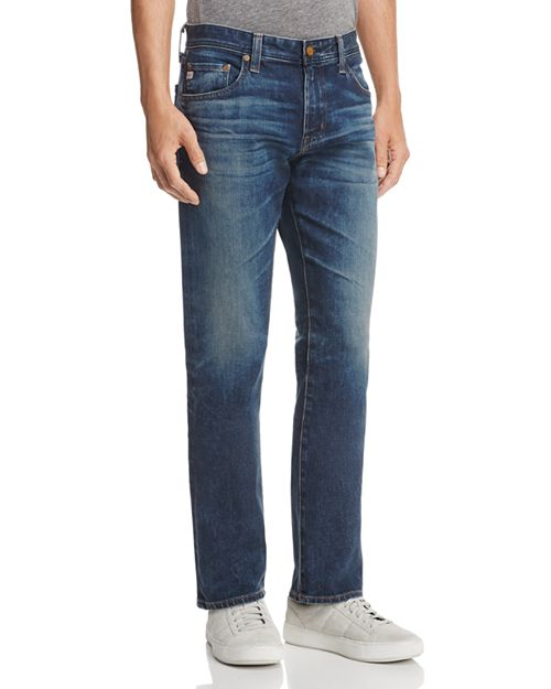 AG - 360 Matchbox Slim Fit Jeans in 12 Years River Veil