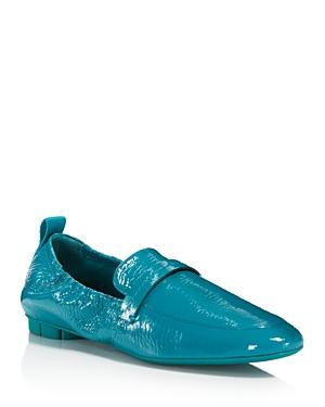Salvatore Ferragamo Women's Patent Leather Loafers