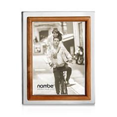 "Nambé Hayden Frame, 8"" x 10"" - Bloomingdale's_0"