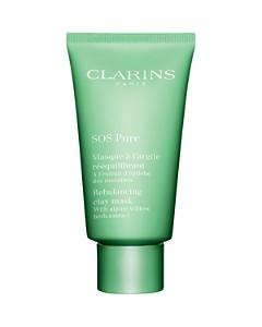 Clarins - SOS Pure Rebalancing Clay Mask