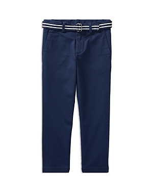 Ralph Lauren Childrenswear Boys' Stretch Chino Pants - Little Kid