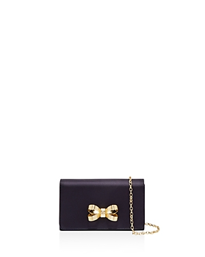 Ted Baker Wiillow Looped Bow Evening Clutch