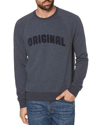 Original Penguin - Bouclé Crewneck Sweatshirt