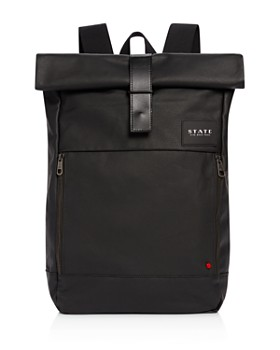 STATE - Coated Canvas Colby Backpack