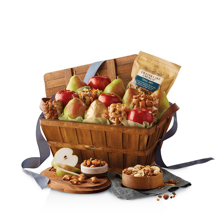 David Deluxe Orchard Gift Basket