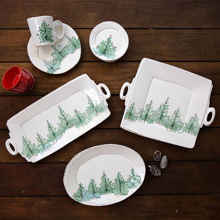 VIETRI - Lastra Holiday Dinnerware