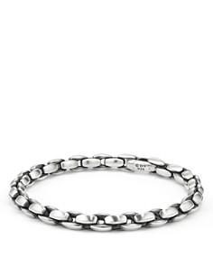 David Yurman - Men's Elongated Box Chain Bracelet