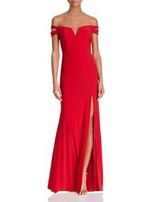 Long Evening Dresses Bloomingdale S